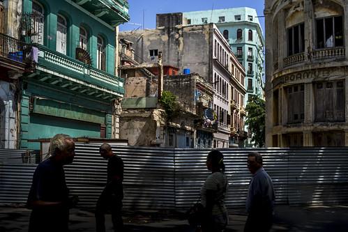 La Habana Desmantelamiento II