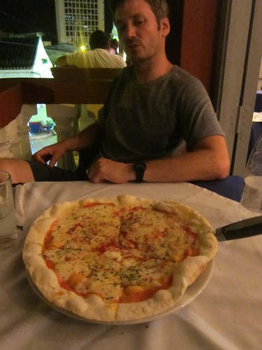 Pizza at I Balconi