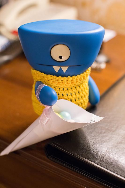 Uglyworld #2418 - Confetti Munchies - (Project On The Go - Image 248-365)