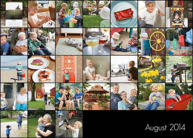 august mosaic