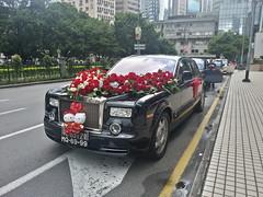 Rolls Royce wedding car edition 'Hello Kitty'