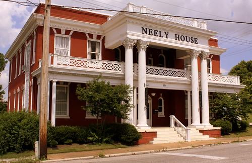 Neely House hotel - Jackson, TN
