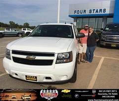 #HappyBirthday to Shelley Shawn from Gene Klinkerman at Four Stars Auto Ranch!