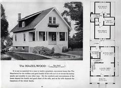 Standard Home Plans 1923 Hazelwood pg. 81