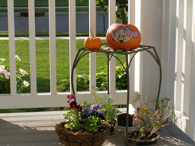 ~ pumpkin art...