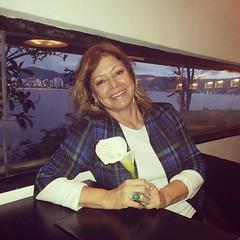 Além da mulher bonita e poderosa q todos conhecem, Alcione Mazzeo é uma figura humana incrível ! Foi um encontro pra lá de Especial ! #BlogAuroradeCinemaregistra #Latifúndios #RaimundoRodriguez