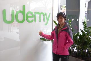 Oficinas de Udemy.com en San Francisco