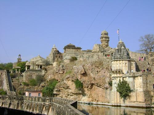 fort worldheritage chittorgarh