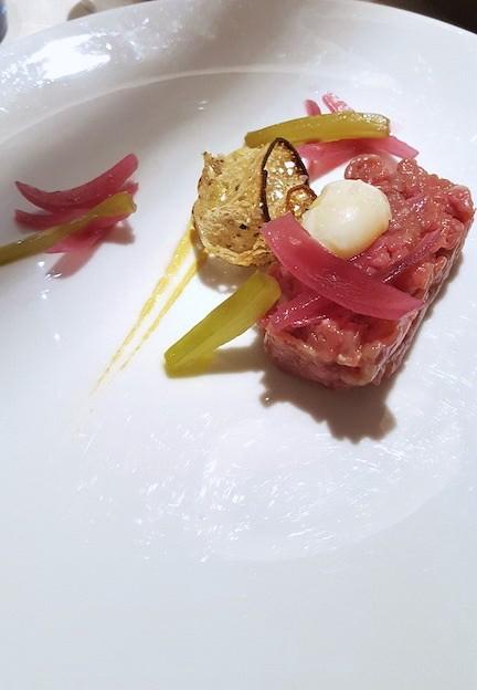 Amazing cuisine