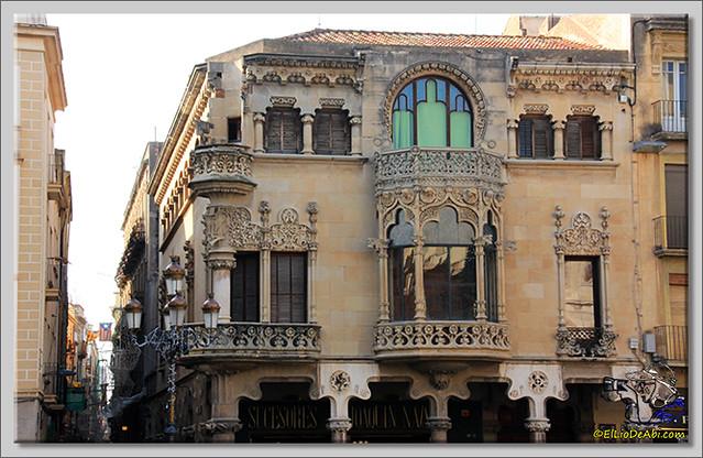 Museo Gaudí en Reus (Tarragona) (2)