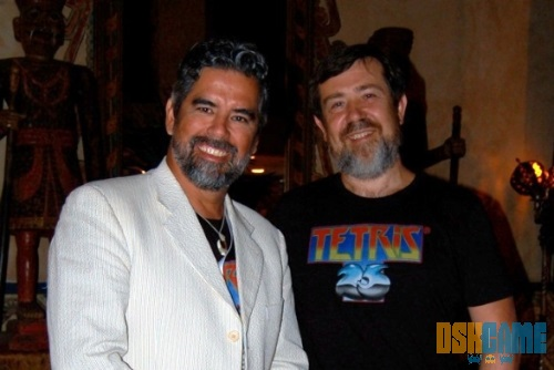 Historia del tetris, Henk Rogers y Pajitnov