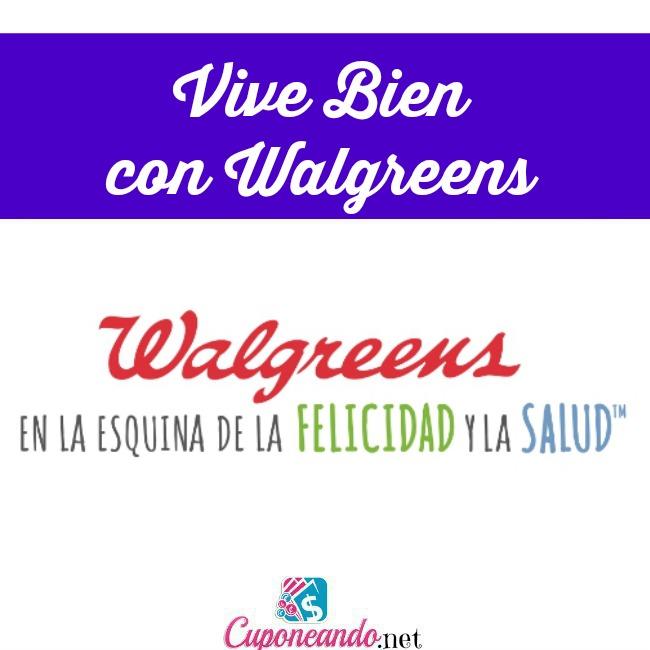 Vive Mejor con Walgreens y aprovecha de su apoyo a la comunidad y las pruebas gratuitas del HIV.