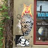 #streetart #berlin great piece in Prenzlauer Berg - Kastanienallee