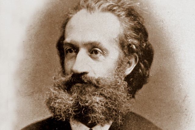 Alexander Ritter, date unknown.