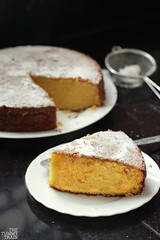 Almond Cake 2