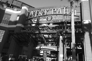 SF Giants - AT&T Park afternoon