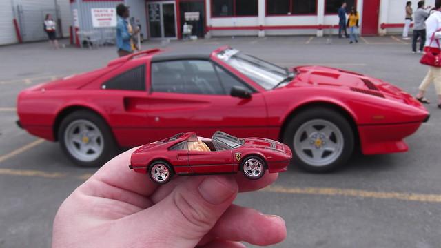 Ottawa Ferrari Festival Ferrari, Fujifilm FinePix T400