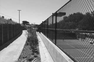 Glen Park Recreational Center - Pathway