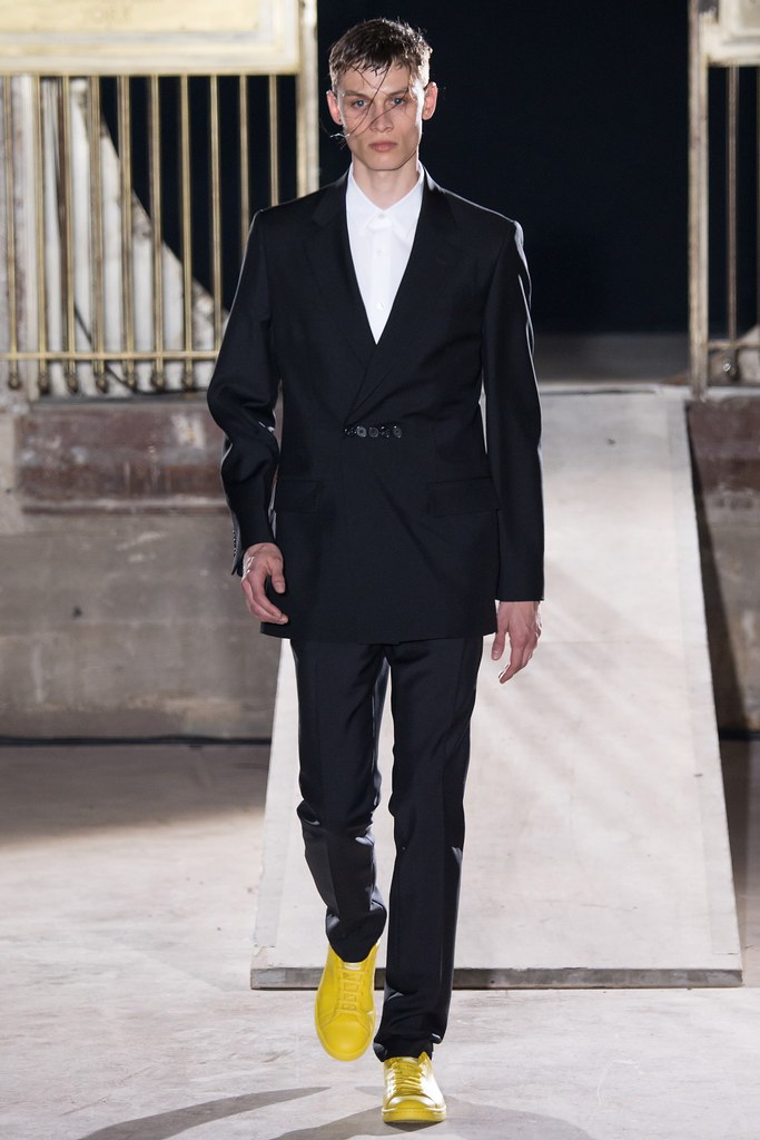 SS15 Paris Raf Simons024_Maximilian Marcisiak(VOGUE)