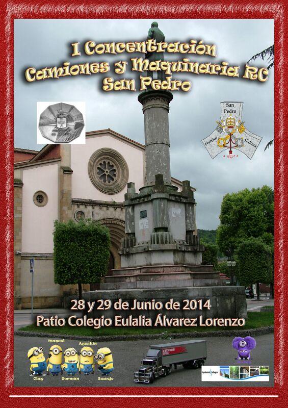 Kedada en las fiestas de San Pedro de La Felguera 14416935854_98fb618385_b