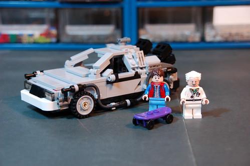 21103 The DeLorean Time Machine (18)