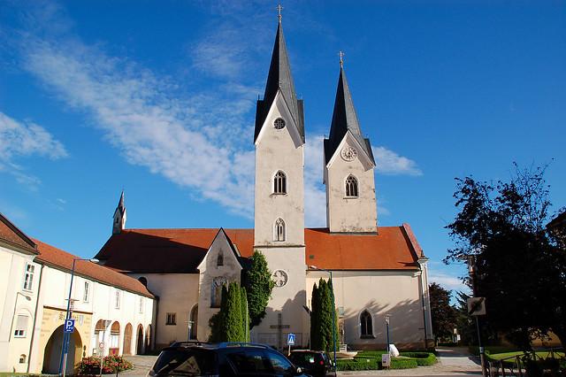 Stadtpfarrkirche zum Hl. Andreas, St. Andrä im Lavanttal