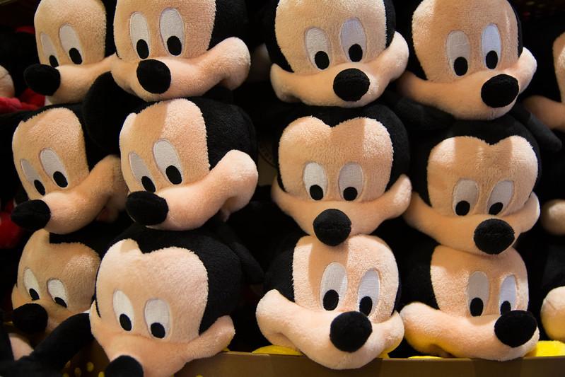 Plush Mickey