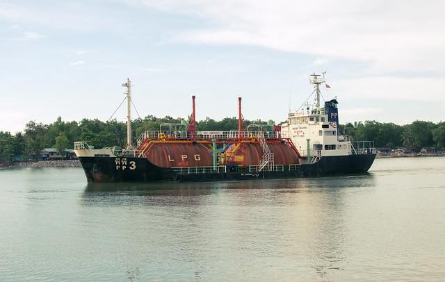 PP3 LPG tanker