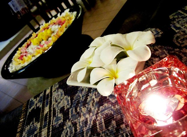 Payung Cafe decor