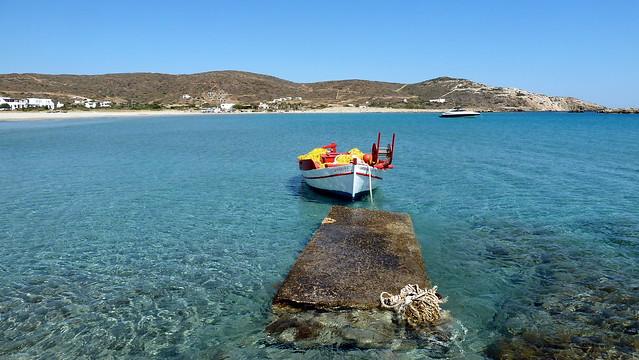 Ios greek islands