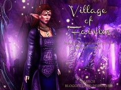 """Village of Fairies"" Call (Bloggers and Designers)"
