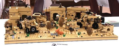 Le Brickistan à Fana'briques 2014