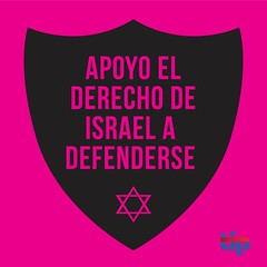 Support Israel in Spanish