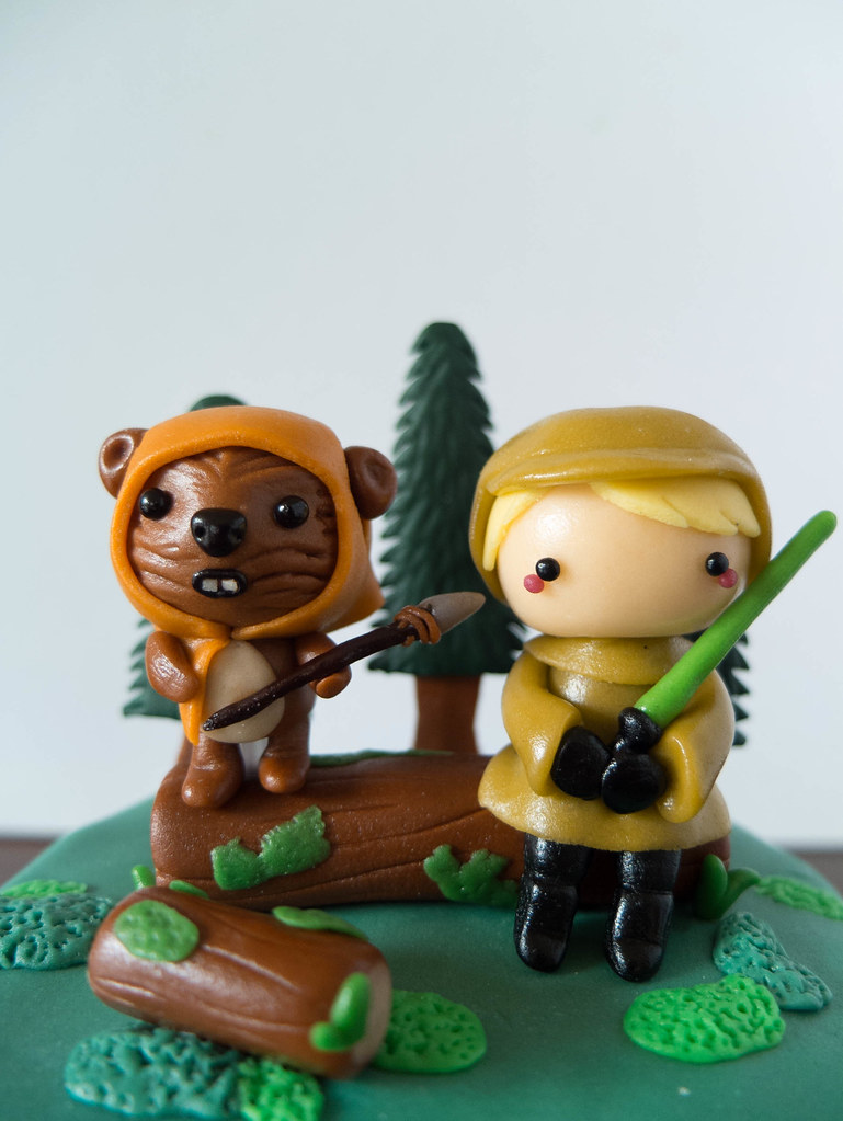 Ewok and Lukey