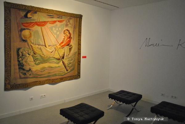 45 - Maria Keil - выставка в Каштелу Бранку
