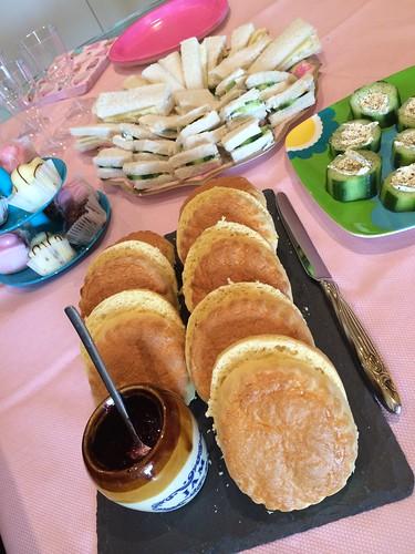 Beat the heat summer tea party http://EvinOK.com