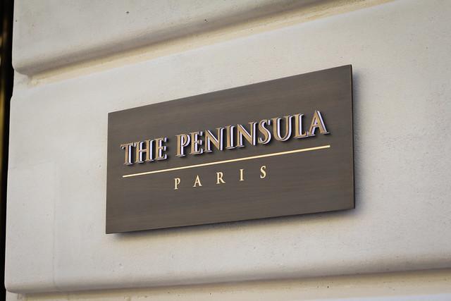 Hotel Peninsula Paris (Pre-opening)