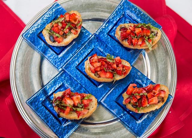 Best Blogger Strawberry Recipes + California Strawberries Trip