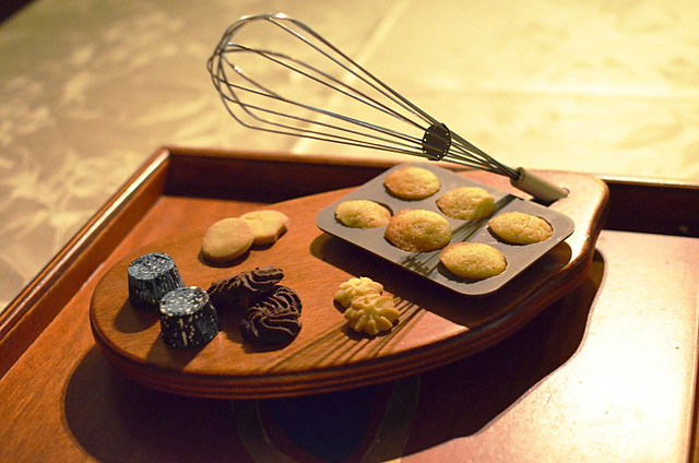 Petit Fours at Piccolo Lago