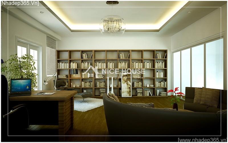Thiết kế nội thất chung cư Linh Đàm - Chị Giang_11