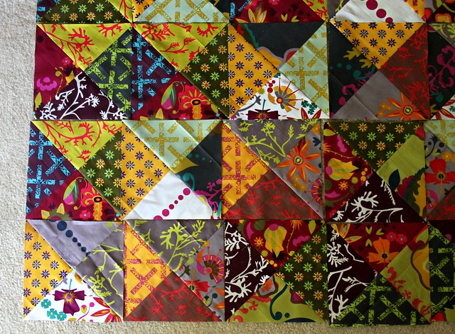 Filed Day Patchwork
