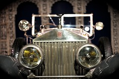 The Silver Phantom of Hyderabad