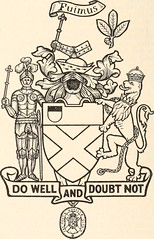 """Image from page 295 of """"Armorial families : a directory of gentlemen of coat-armour"""" (1905)"""