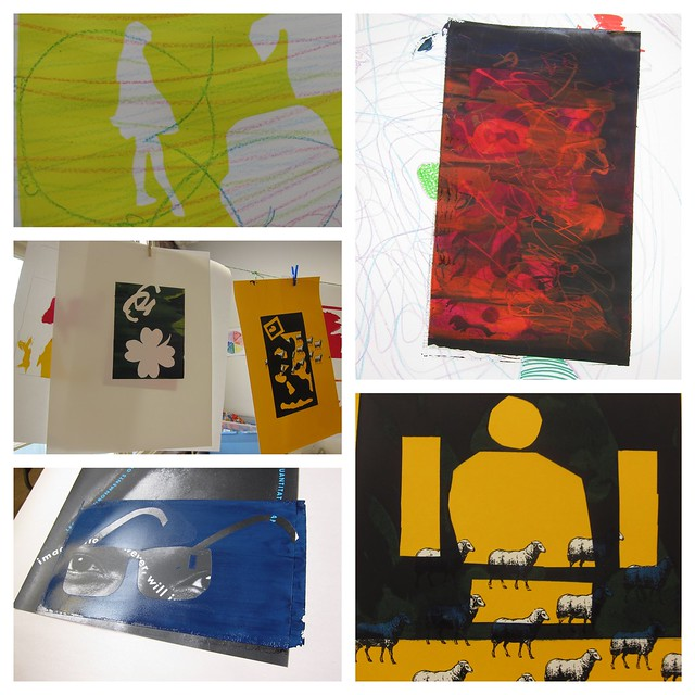 Taste of Art: Screen Printing workshop