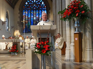 140704 - Farwell and Retirement of Deacon Jim Sheahan