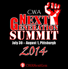 CWA Young Activists Hold Next Gen Summit