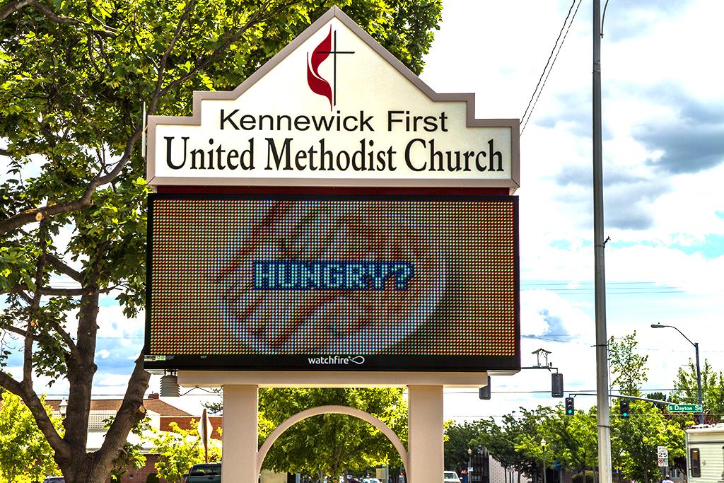 HUNGRY--Kennewick