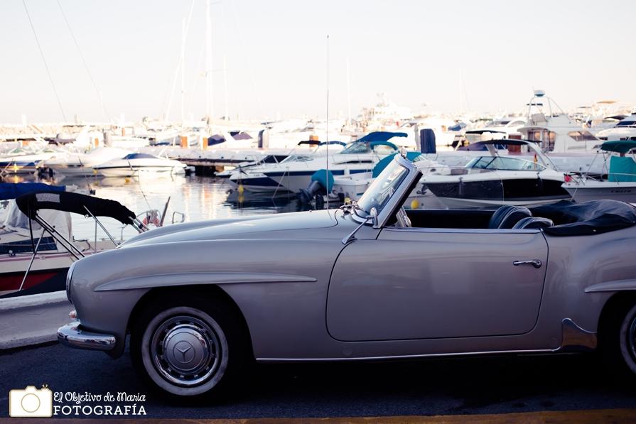 Vintage, puerto Banús