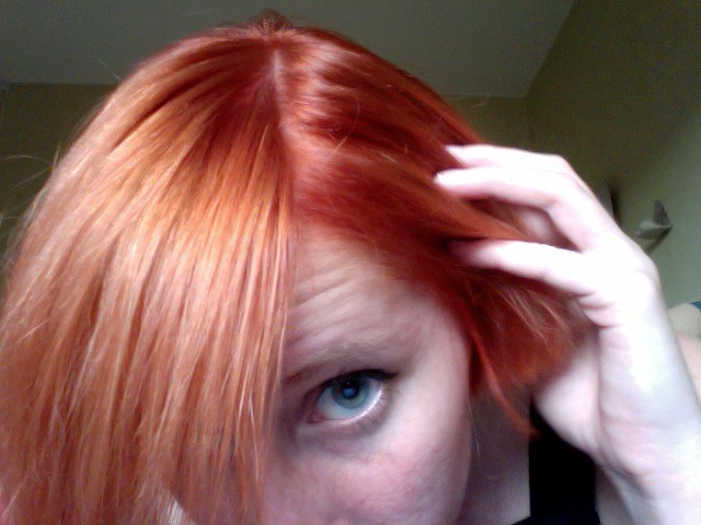 hello redhead! karlskrona