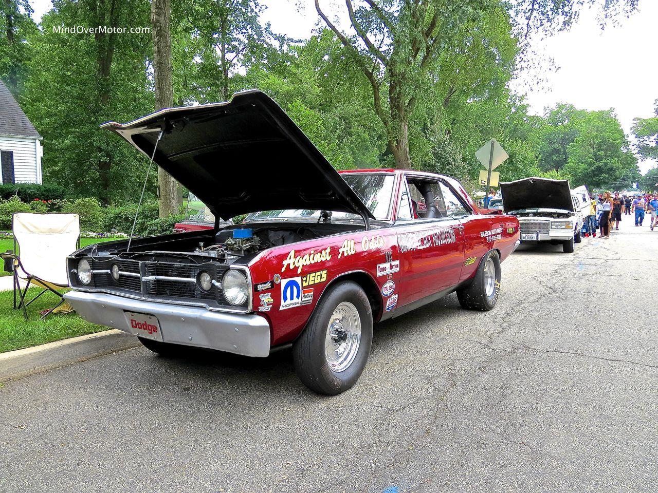 1968 Dodge Dart GTS Racer Front